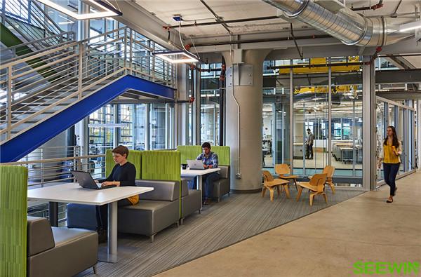 办公家具怎么设计才能促进团队合作?