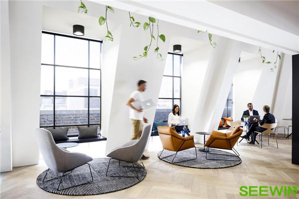办公家具如何融入办公环境?