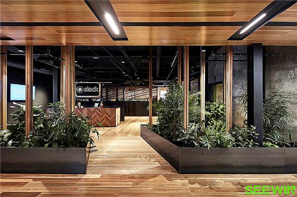 意境之作 Slack澳大利亚办公家具欣赏