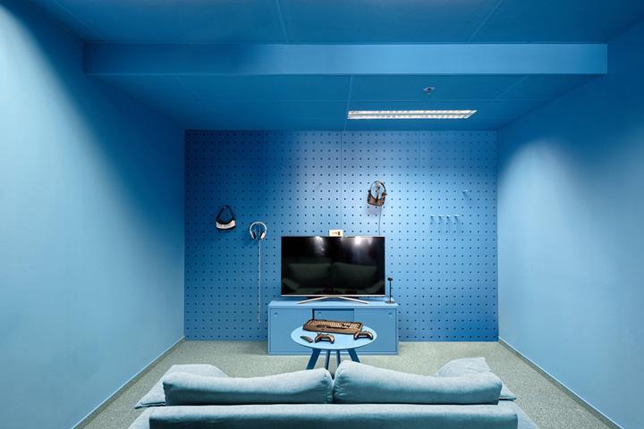 致力于第十艺术Nanobit办公家具设计分享