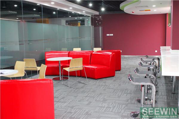办公家具色彩与环境色彩的配置与心理感受
