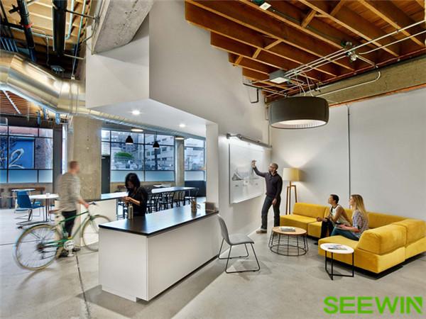 优雅环境 Teach for America教育组织旧金山办公家具设计