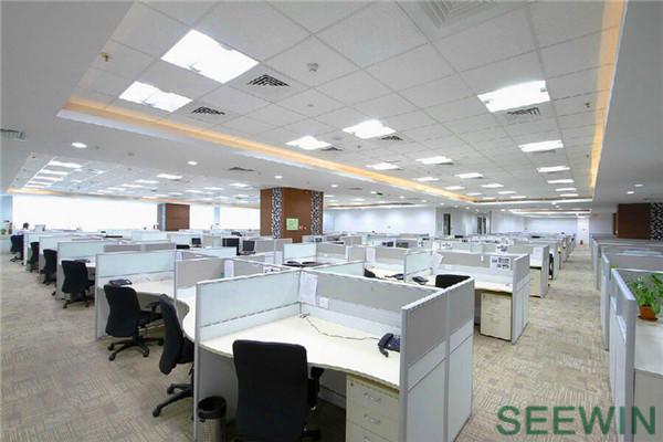 办公家具和办公室设计的和谐统一