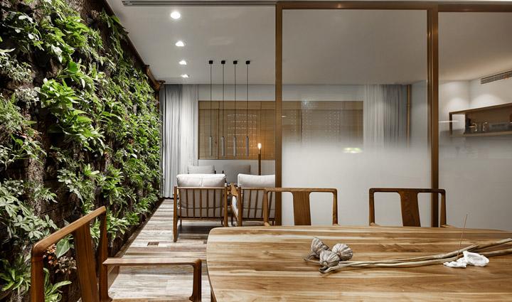 老上海腔调 MINI社交型办公家具设计欣赏