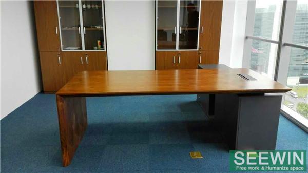 办公家具按制作家具的材料分类