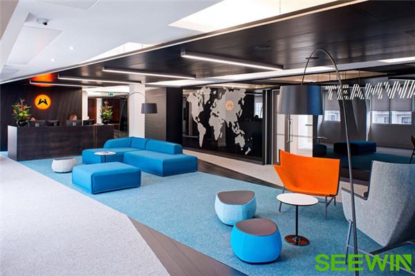 艺术再现 家具商MOI华盛顿办公家具设计欣赏