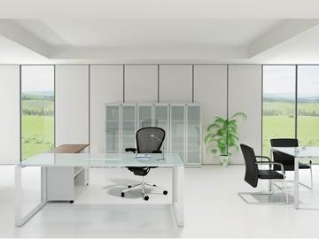 玻璃办公家具为什么流行一段时间后不能成为主流?