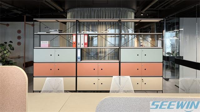 办公环境不同文件柜的选择也不同