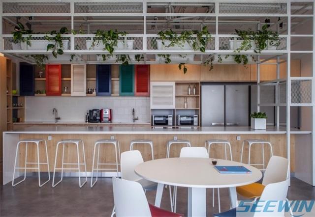 现代办公家具与老式办公家具的不同