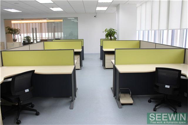 用配套办公家具打造整齐有秩序的办公空间