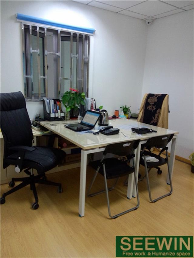 与固定办公家具比人们更青睐可拆装类办公家具