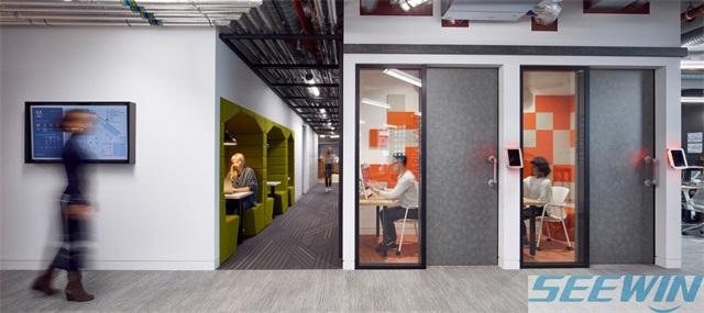 办公家具厂家环境直接影响客户成交率