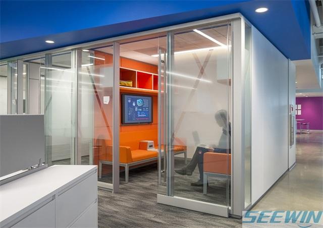 屏风工作位适合哪种办公空间