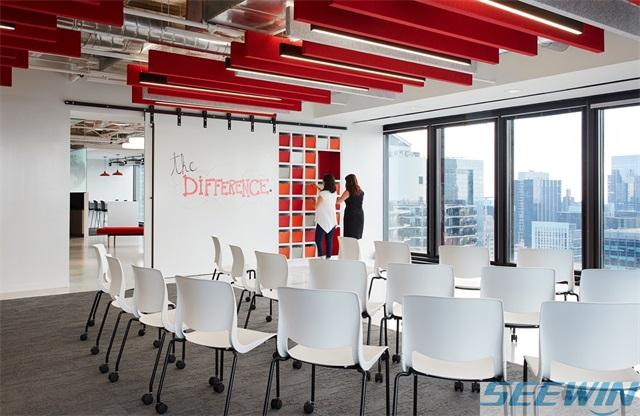 办公家具厂家未来增长点子办公家具定制领域