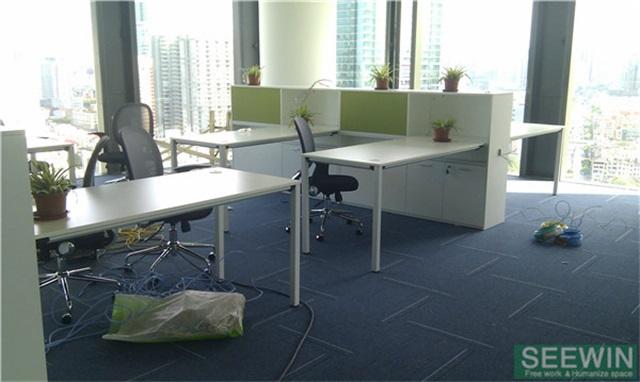 办公家具的定制与直采成品具体有什么区别?