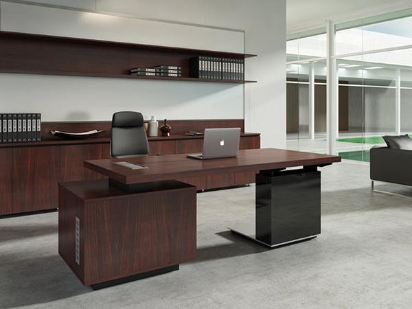 油漆办公桌-BT04