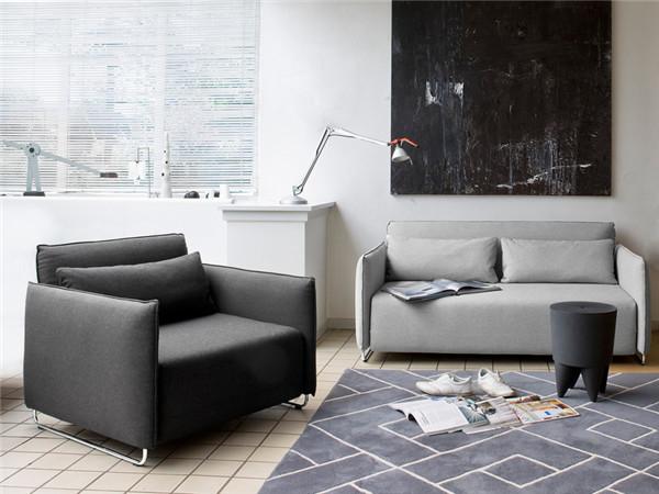 休闲沙发-BGSF35