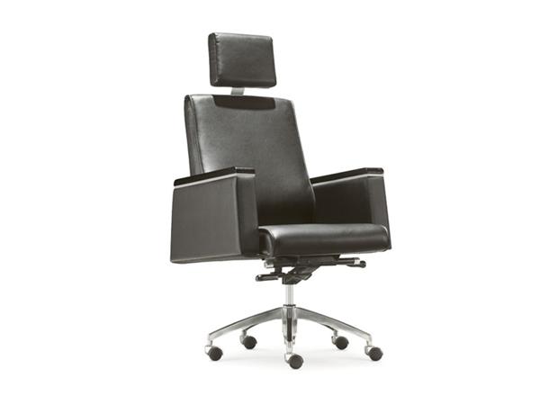 牛皮班椅-BGY02