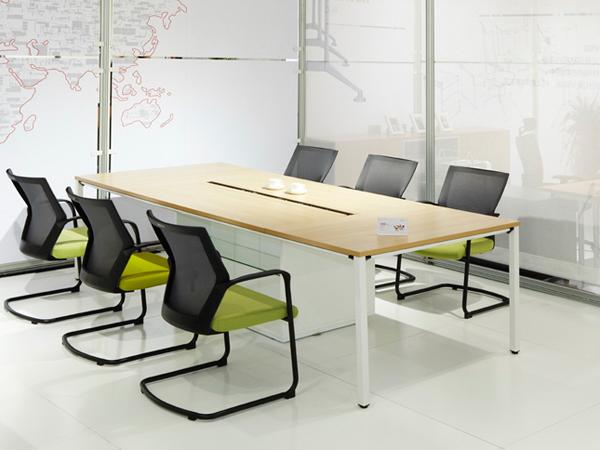 板木会议桌-HYZ03
