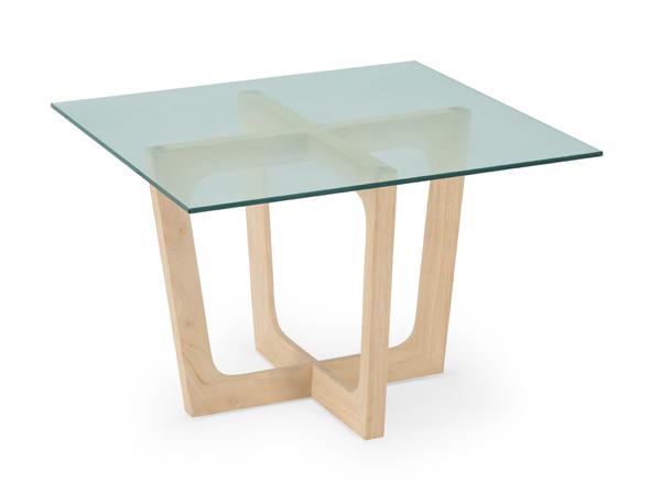 玻璃桌架子设计图