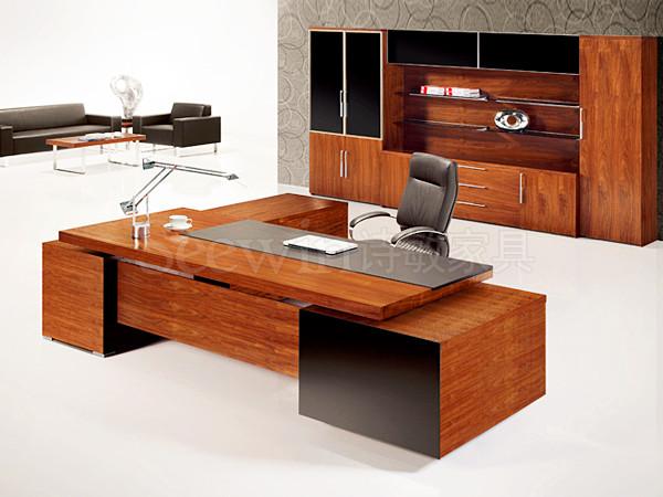 实木办公桌-BT16