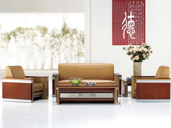 实木沙发-BGSF40