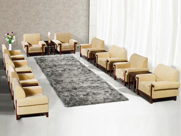 实木沙发-BGSF43