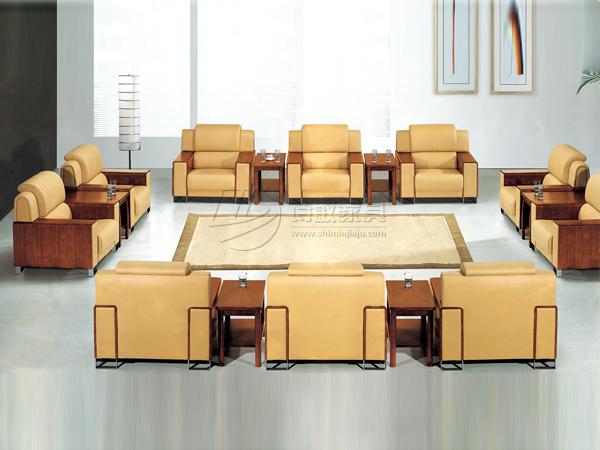 实木沙发-BGSF45
