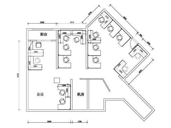 办公室方案01-SM