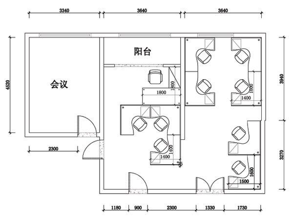 办公室方案02-SM