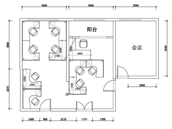 办公室方案-03SM
