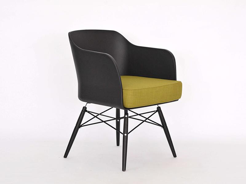 塑料休闲椅-LC22