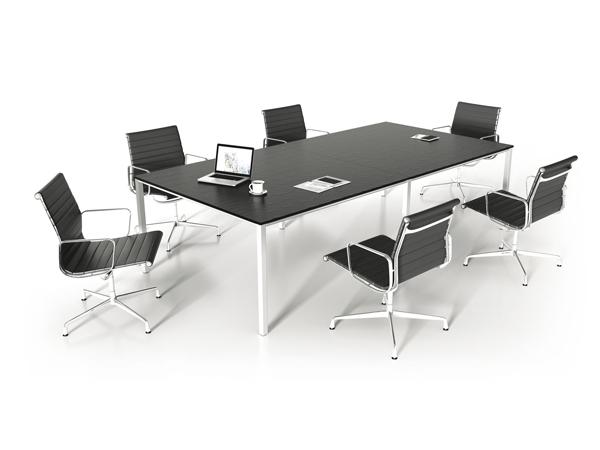 板式会议桌-HYZ23