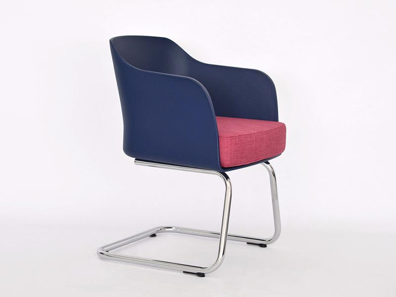 塑料休闲椅-LC21