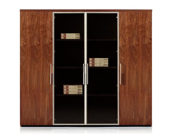 实木文件柜-WJG03