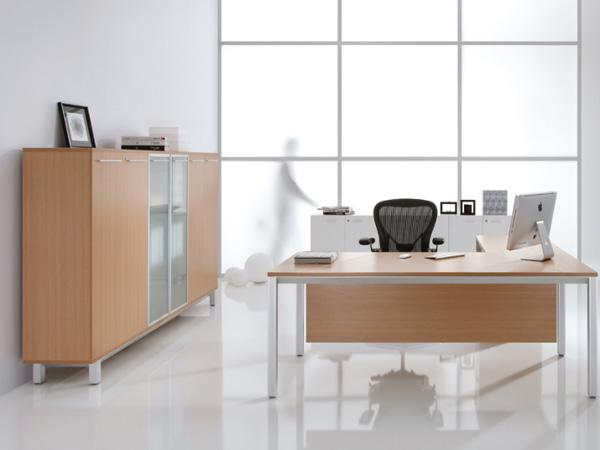 板式办公桌-BT01