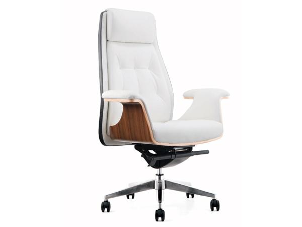 牛皮班椅-BGY21