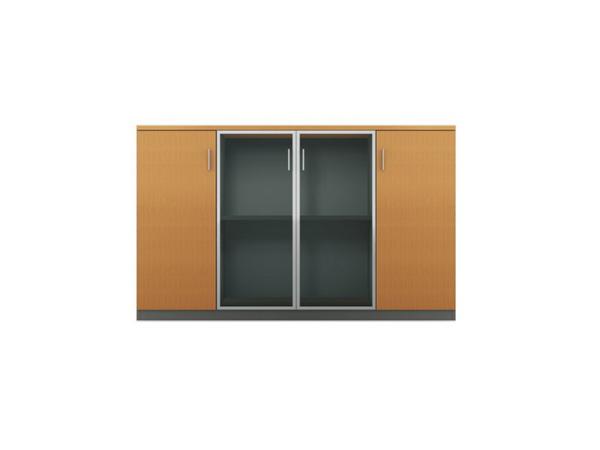 实木文件柜-WJG09