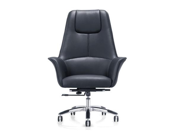 牛皮班椅-BGY14