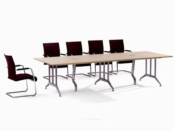 板木会议桌-HYZ13