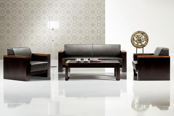 实木沙发-BGSF13