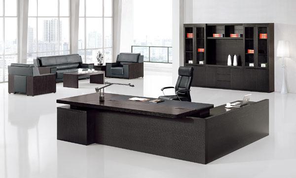 实木办公桌-BT35