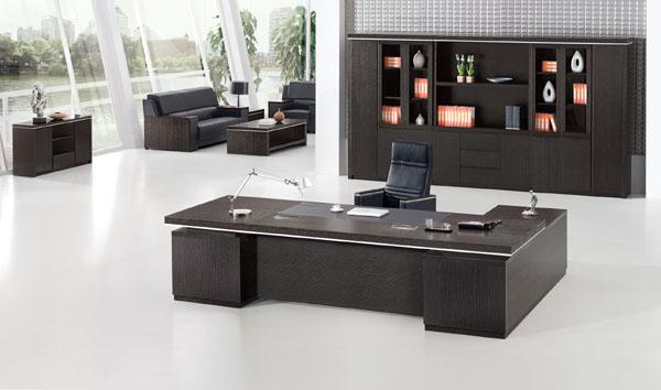 实木办公桌-BT32