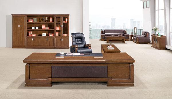 实木办公桌-BT31