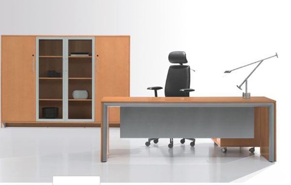 实木办公桌-BT29