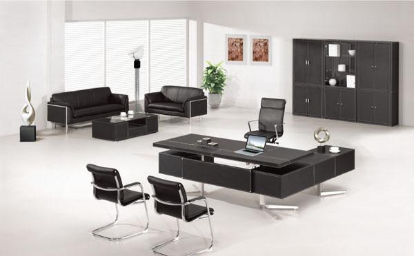 实木办公桌-BT22