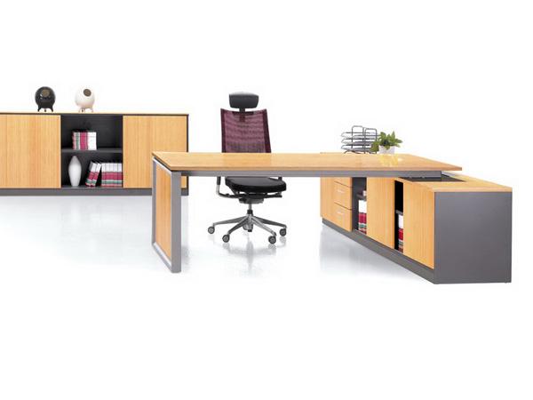 板式办公桌-BT27
