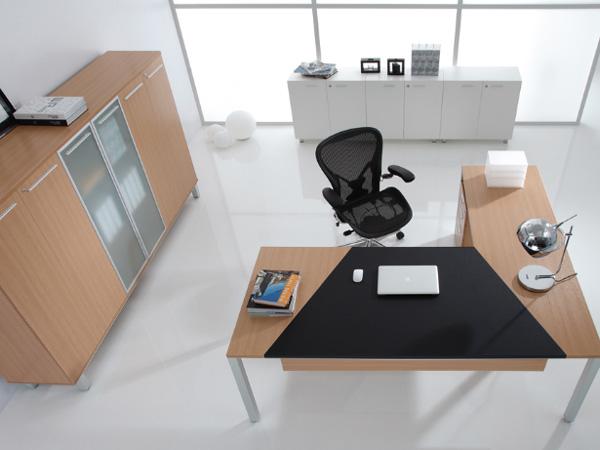 板式办公桌-BT14