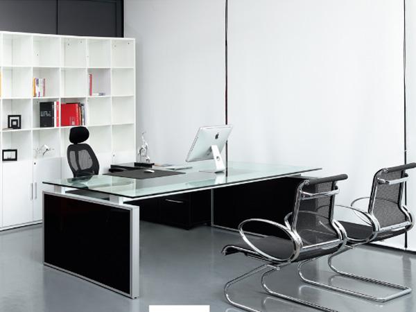板式办公桌-BT07