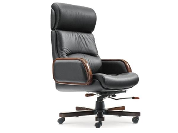 牛皮班椅-BGY10
